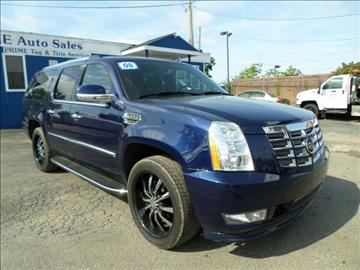 2008 Cadillac Escalade ESV for sale at Prime Auto Sales in Baltimore MD