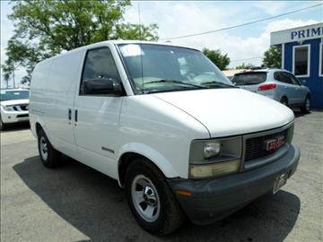 2002 GMC Safari Cargo for sale at Prime Auto Sales in Baltimore MD