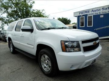 2007 Chevrolet Suburban for sale at Prime Auto Sales in Baltimore MD