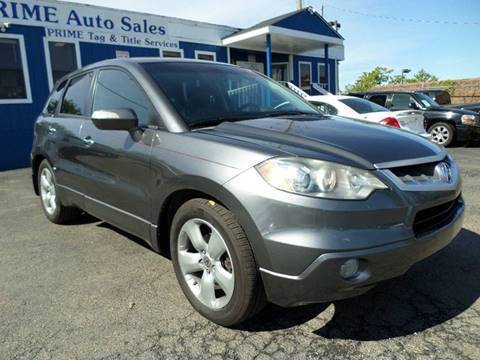 2008 Acura RDX for sale at Prime Auto Sales in Baltimore MD