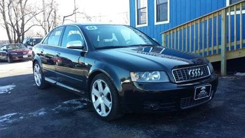 2004 Audi S4 for sale at Prime Auto Sales in Baltimore MD
