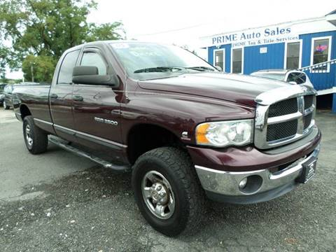 2005 Dodge Ram Pickup 2500 for sale at Prime Auto Sales in Baltimore MD