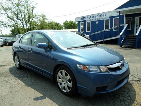 2010 Honda Civic for sale at Prime Auto Sales in Baltimore MD