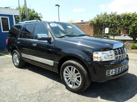 2010 Lincoln Navigator for sale at Prime Auto Sales in Baltimore MD