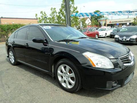 2007 Nissan Maxima for sale at Prime Auto Sales in Baltimore MD