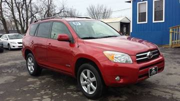 2007 Toyota RAV4 for sale at Prime Auto Sales in Baltimore MD