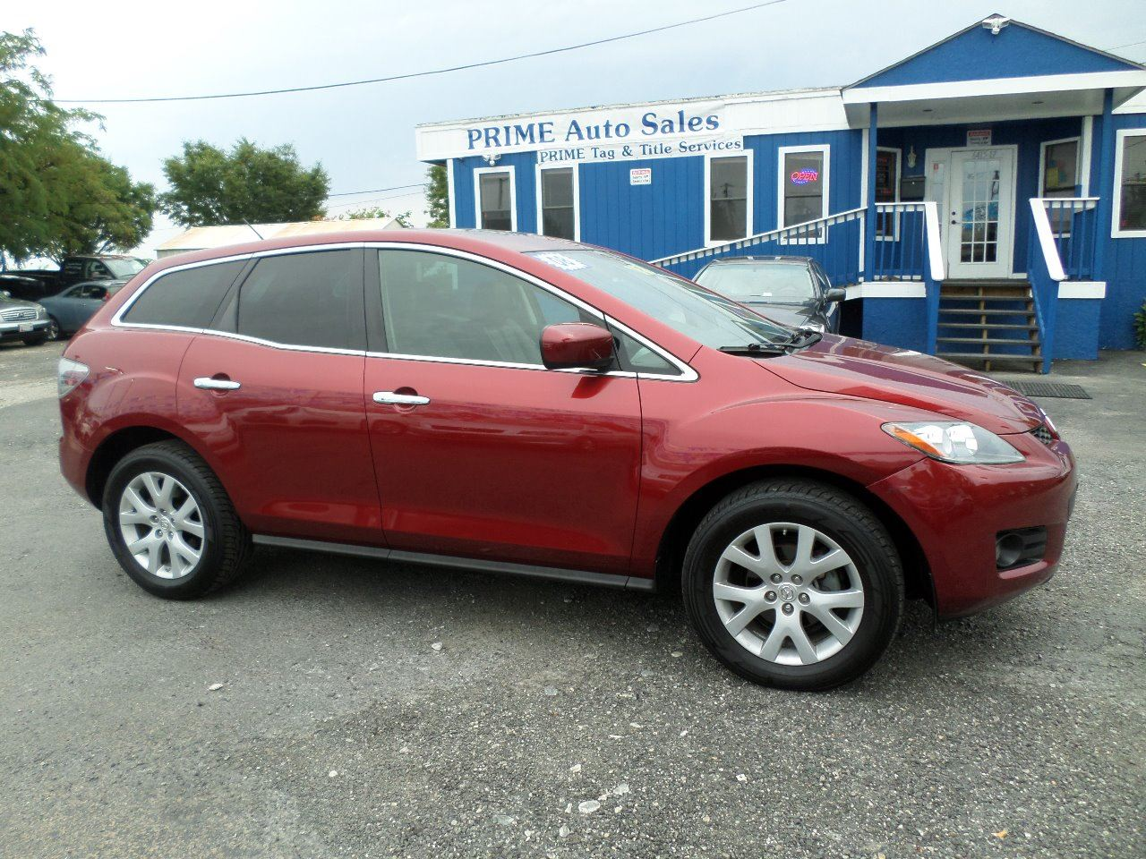 2008 mazda cx 7 grand touring in baltimore md prime auto sales. Black Bedroom Furniture Sets. Home Design Ideas