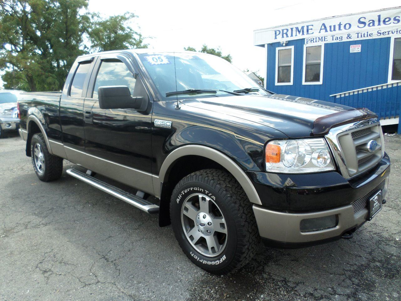 2005 ford f 150 for sale at prime auto sales in baltimore md