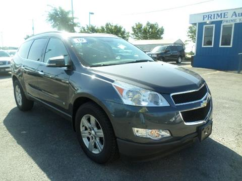 2010 Chevrolet Traverse for sale at Prime Auto Sales in Baltimore MD