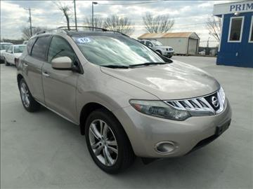 2010 Nissan Murano for sale at Prime Auto Sales in Baltimore MD