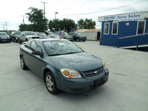 2007 Chevrolet Cobalt for sale at Prime Auto Sales in Baltimore MD