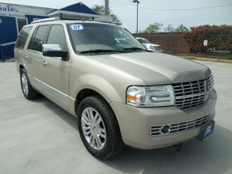 2007 Lincoln Navigator for sale at Prime Auto Sales in Baltimore MD