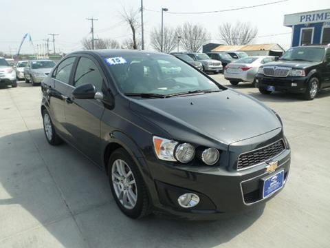 2015 Chevrolet Sonic for sale at Prime Auto Sales in Baltimore MD