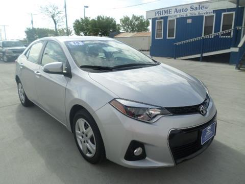 2015 Toyota Corolla for sale at Prime Auto Sales in Baltimore MD