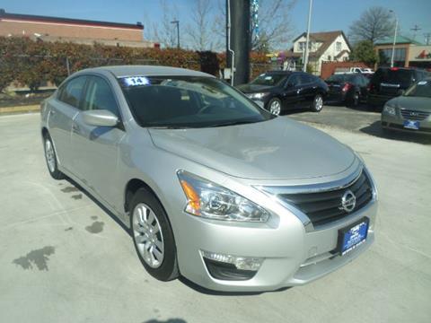2014 Nissan Altima for sale at Prime Auto Sales in Baltimore MD