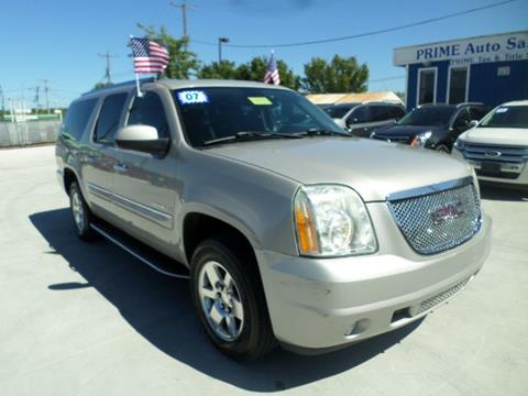 2007 GMC Yukon XL for sale at Prime Auto Sales in Baltimore MD