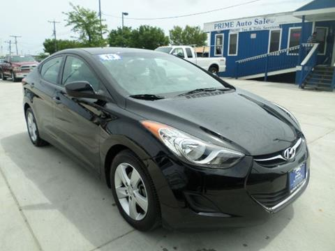 2013 Hyundai Elantra for sale at Prime Auto Sales in Baltimore MD