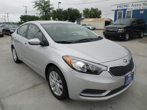 2015 Kia Forte for sale at Prime Auto Sales in Baltimore MD