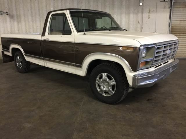 1983 Ford F-150 for sale in Mesa, AZ