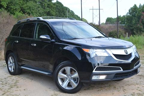 2010 Acura MDX for sale in Cary, NC