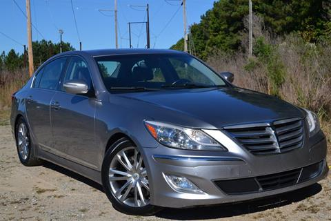 2012 Hyundai Genesis for sale in Cary, NC