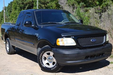 2002 Ford F-150 for sale in Cary, NC