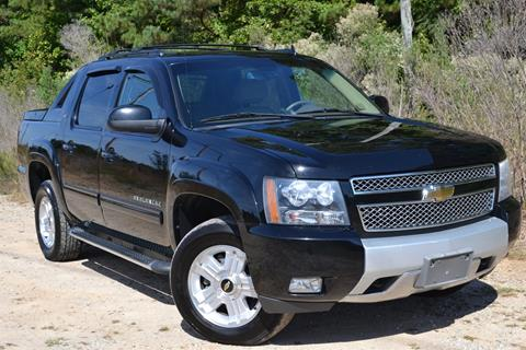 2011 Chevrolet Avalanche for sale in Cary, NC