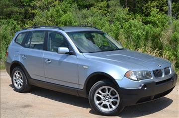 2005 BMW X3 for sale in Cary, NC