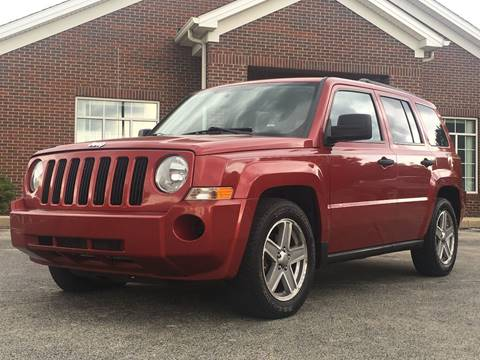 2008 Jeep Patriot for sale in Youngstown, OH