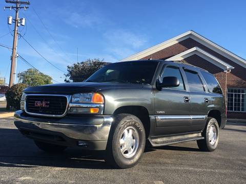 2003 GMC Yukon for sale in Youngstown, OH