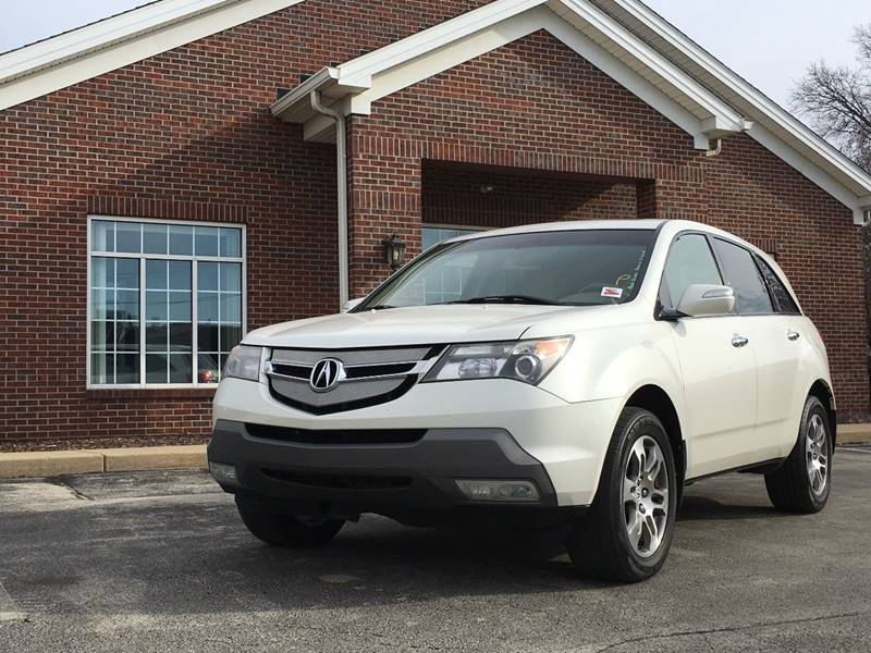 2007 Acura MDX SH-AWD w/Tech In Youngstown OH - NEWPORT MOTOR SALES on