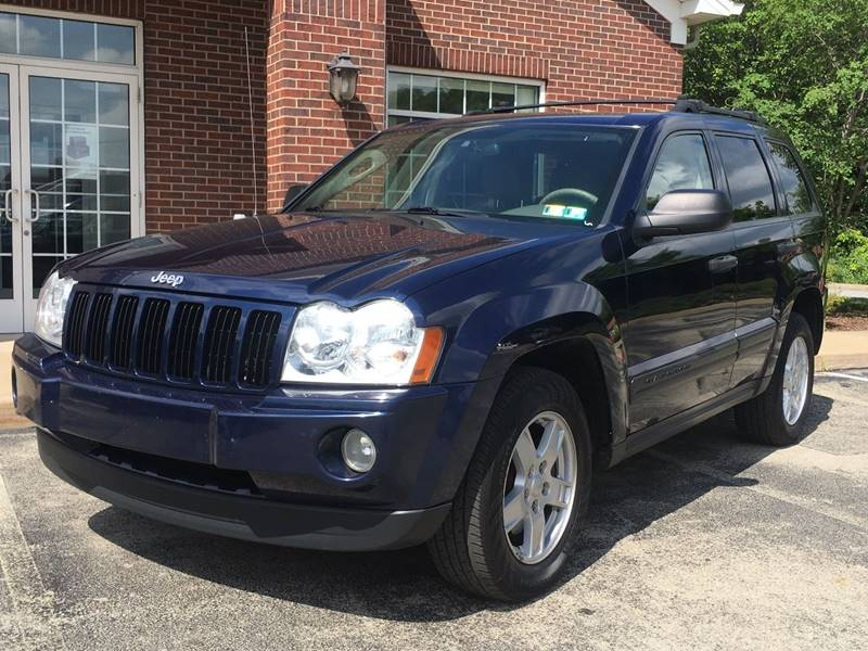 2005 Jeep Grand Cherokee For Sale At NEWPORT MOTOR SALES INC In Youngstown  OH