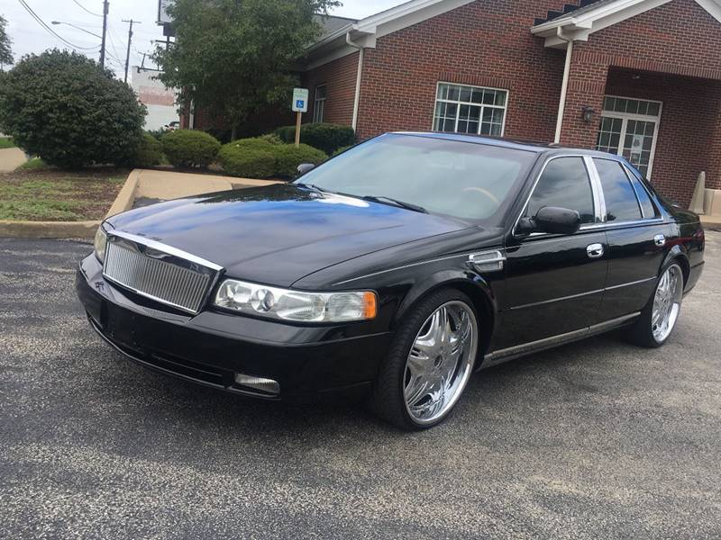 2001 Cadillac Seville Sts In Youngstown Oh Newport Motor Sales Inc