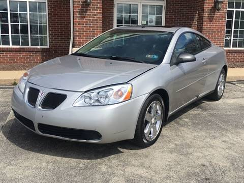 2006 Pontiac G6 for sale in Youngstown, OH