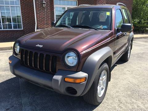2004 Jeep Liberty for sale in Youngstown, OH