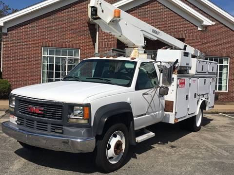 2002 GMC Sierra 3500 for sale in Youngstown, OH