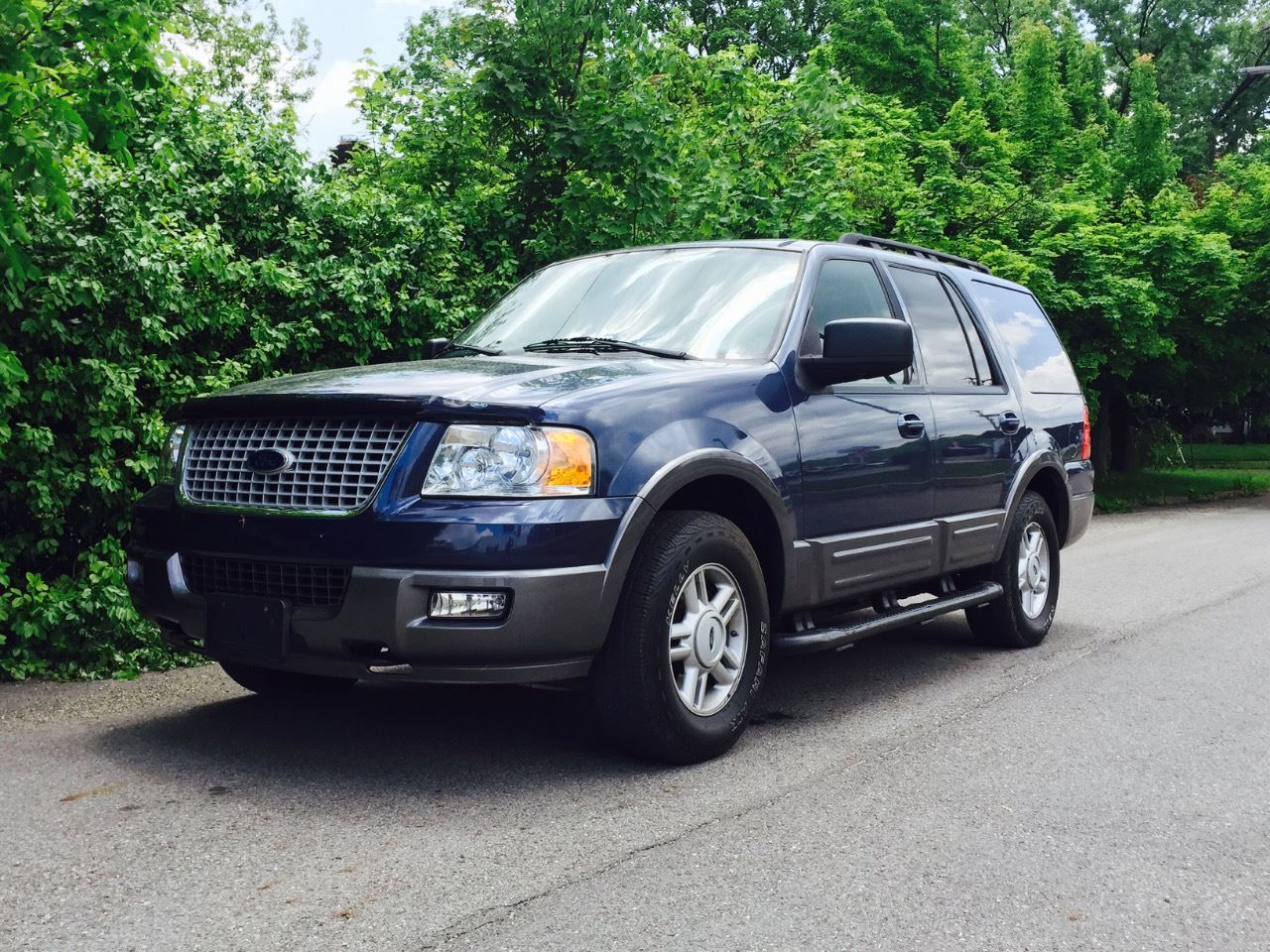 2005 ford expedition xlt 4wd 4dr suv in youngstown oh. Black Bedroom Furniture Sets. Home Design Ideas