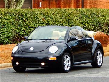 2005 Volkswagen New Beetle for sale in Marietta, GA