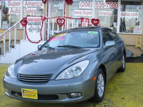 2002 Lexus ES 300 for sale in Seattle, WA