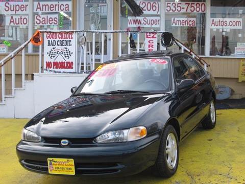 1999 Chevrolet Prizm for sale in Seattle, WA