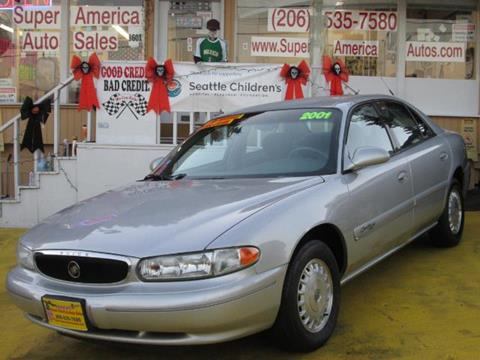2001 Buick Century for sale in Seattle, WA