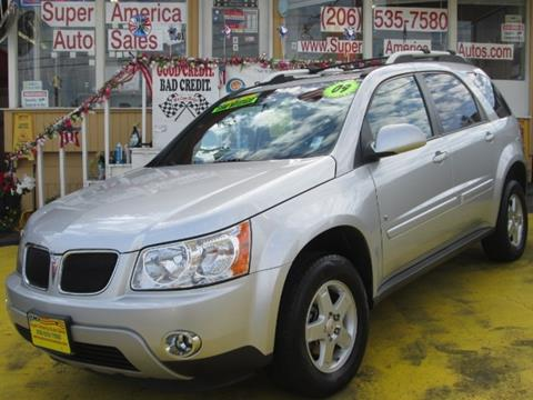 2009 Pontiac Torrent for sale in Seattle, WA