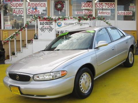 2005 Buick Century for sale in Seattle, WA
