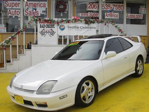 1998 Honda Prelude for sale in Seattle, WA