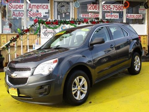 2010 Chevrolet Equinox for sale in Seattle, WA