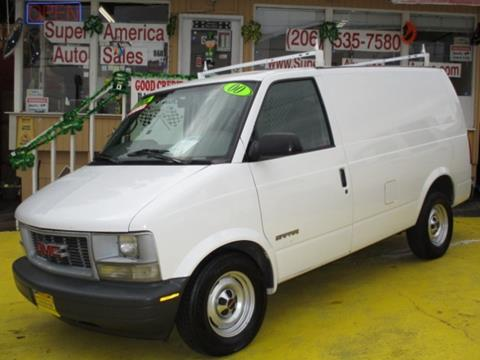 2000 GMC Safari Cargo for sale in Seattle, WA