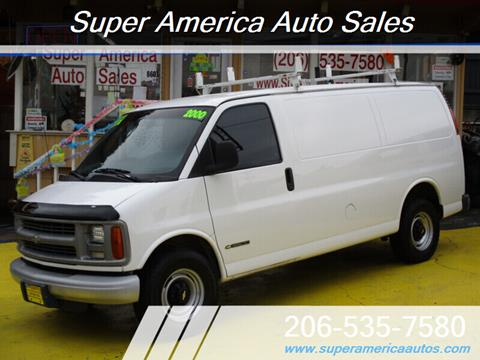 2000 chevy express 2500 transmission