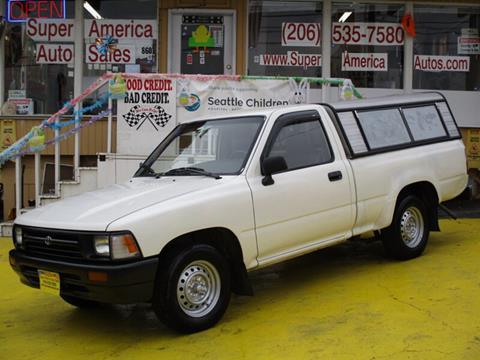 1989 toyota pickup manual transmission