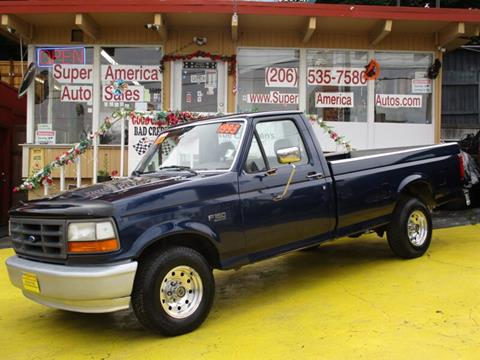 1995 Ford F-150 for sale in Seattle, WA