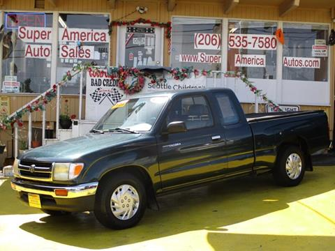 1997 Toyota Tacoma for sale in Seattle, WA